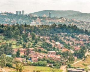 ルワンダの首都:キガリ(Dereje、shutterstock.com)