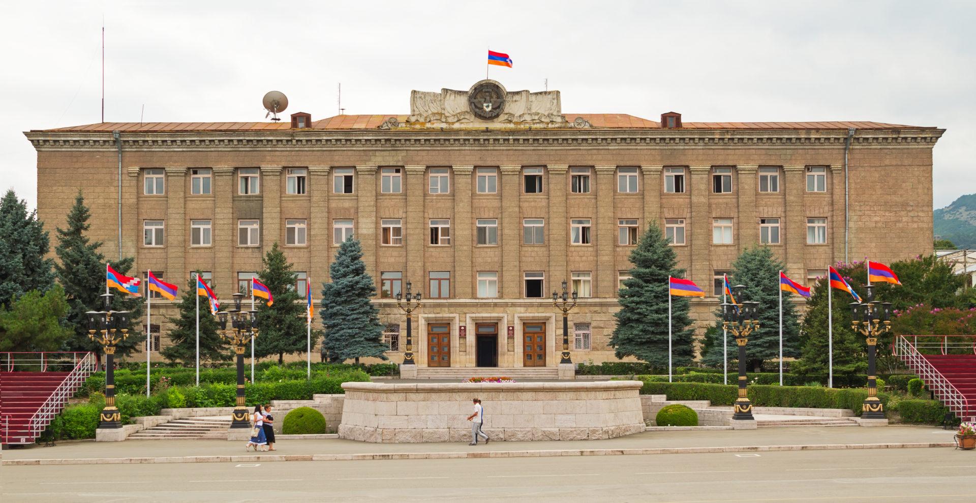 ナゴルノ・カラバフの建物
