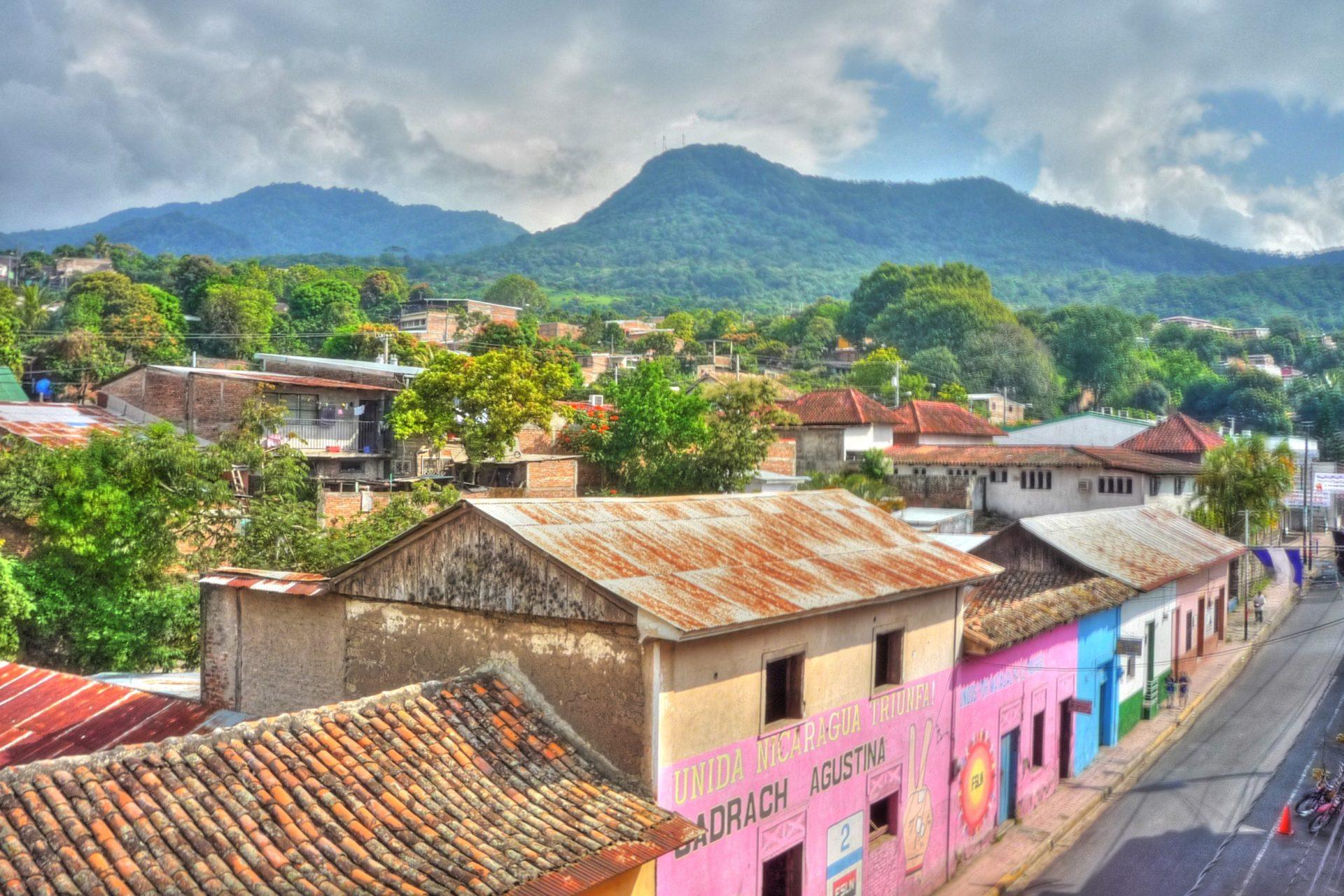 マタガルパ、ニカラグア