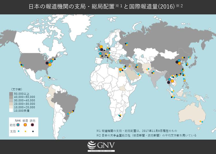 特派員と国際報道 – GNV