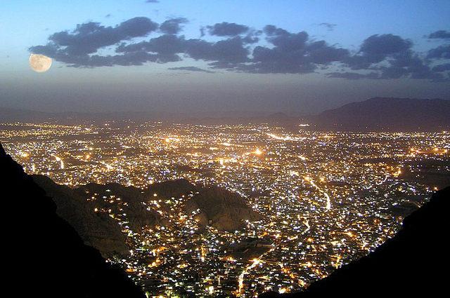 バルチスタンの首都、クエッタ